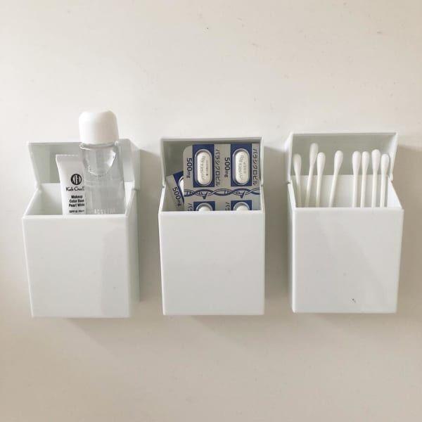 プラスチックタバコケース【セリア】