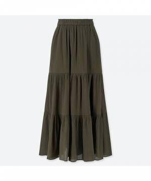 ユニクロ プチプラ スカート