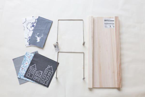 トレイ&サイドテーブル材料