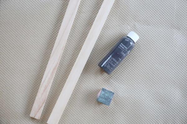 トレイ&サイドテーブル 作り方