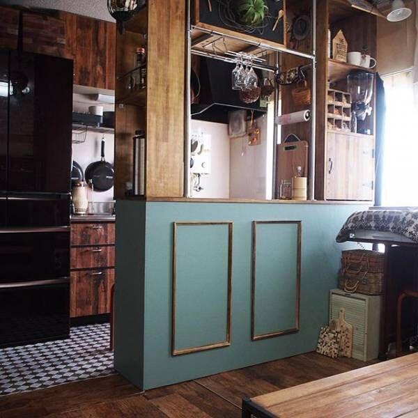 キッチンカウンター3