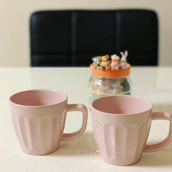 スモーキーカラーマグカップ