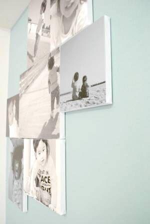【連載】想い出の写真を特等席に!壁に飾る「フォトキャンバス」のおしゃれポイント