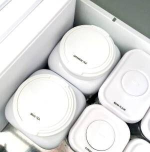 【連載】白ベースの調味料収納と本当に使える詰め替え容器♪