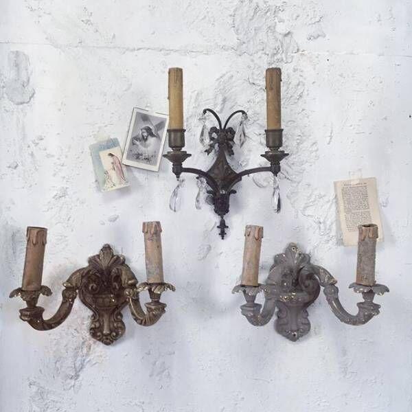 壁付けタイプのランプ2