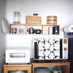 【無印良品・壁に付けられる家具 】で作る収納スペース!みなさんの使い方実例