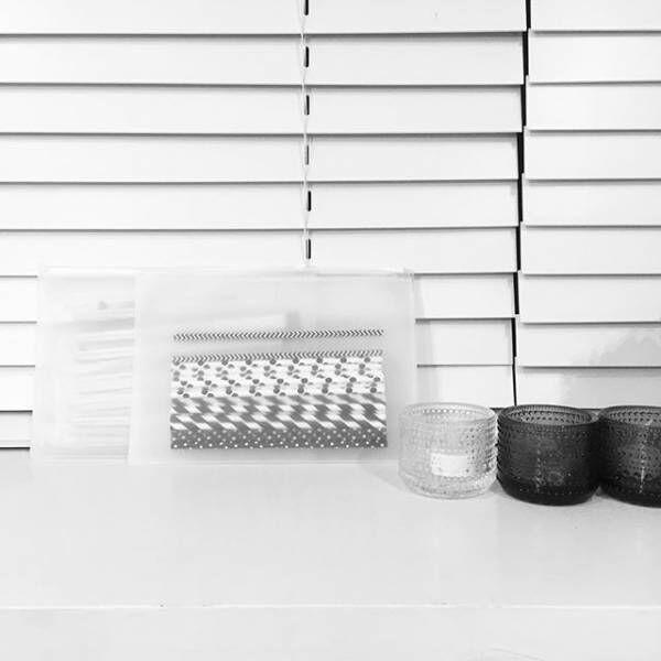 【無印良品・EVAケース】で小物をスッキリと収納する!使い方アイデア集