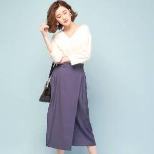 オフィスカジュアルにも使える!夏の定番スカートを使った大人の着こなし術♡