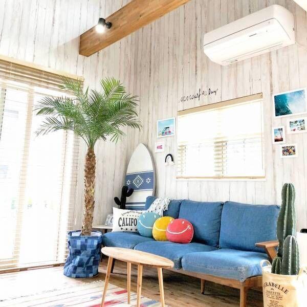 魅力的な空間にしたい!お部屋を「インテリアカラー」でオシャレに見せる