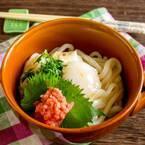 【連載】手間なし温玉&冷凍うどんでおうち釜玉うどんレシピ3種