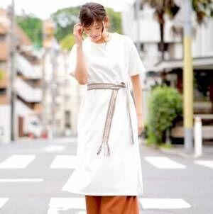 一枚で着るより断然おしゃれ!ワンピースの「レイヤードスタイル」15選をCHECK☆