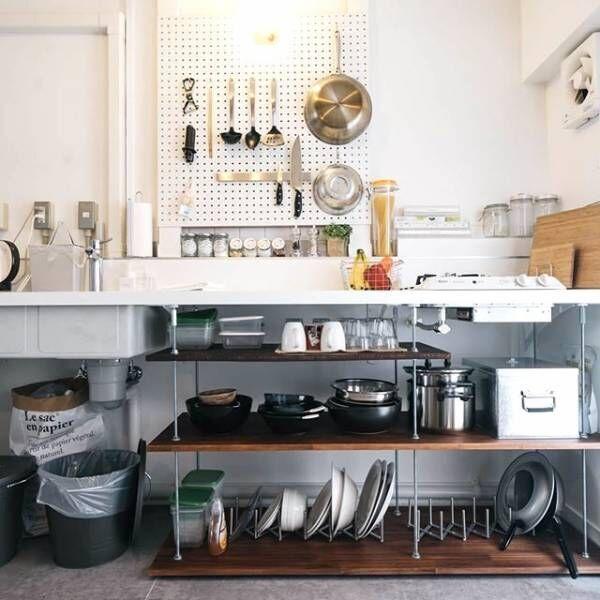 ごちゃごちゃキッチンからサヨナラ!キッチンツールの賢い整理術