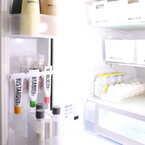 【連載】スッキリにときめく!冷蔵庫収納を100均でキレイに整えてみた!