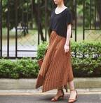 【ZARA・GU】すとんとシンプルスカートで作る♡夏のプチプラコーデ特集