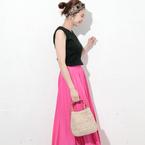 今年もピンクが着たいから♡大人のためのサマーピンクコーデ見本