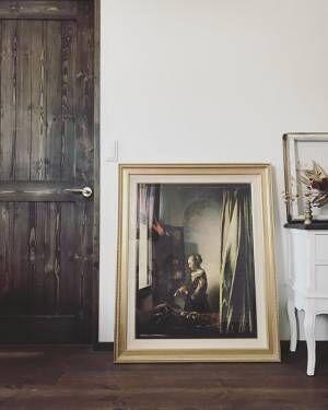 センスのある部屋にしたい☆「絵画」を取り入れてアートのある暮らし