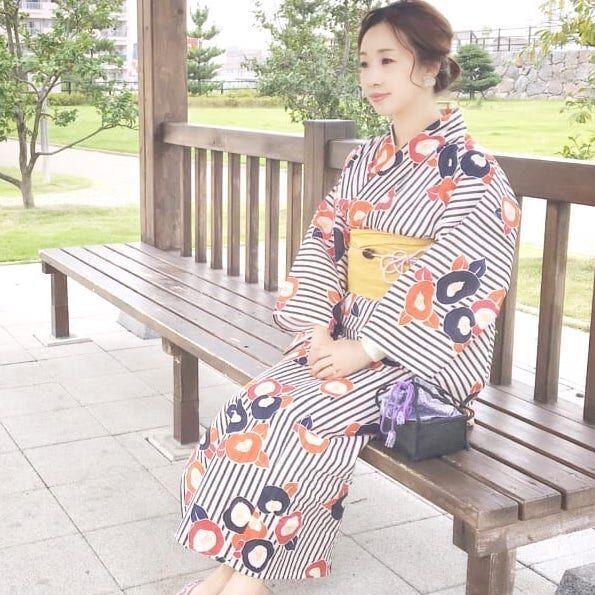 【連載】和装がかわいい!プチプラ「浴衣コーディネート」で日本の夏を満喫しよう♡
