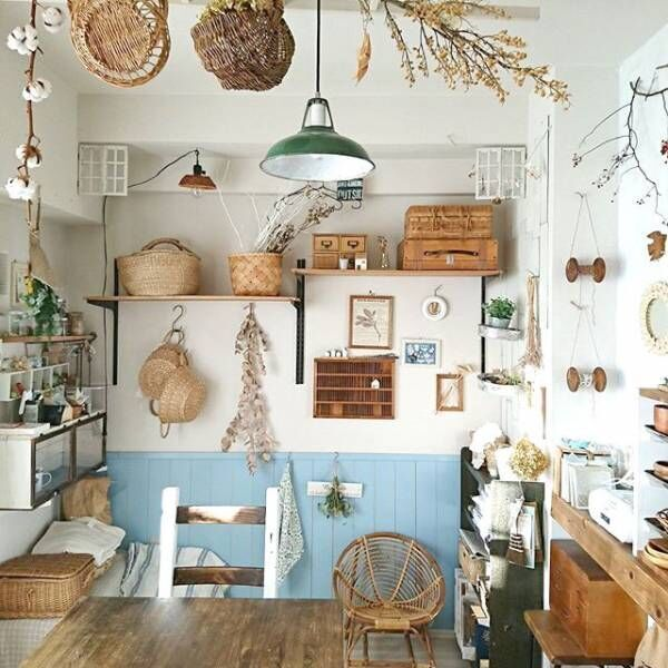 「かもめ食堂」に学ぶ♪居心地の良いカフェスタイルのキッチンの特徴をご紹介します!