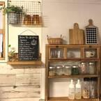 おしゃれなキッチンをリーズナブルにDIY!カフェ風キッチンのアイディア