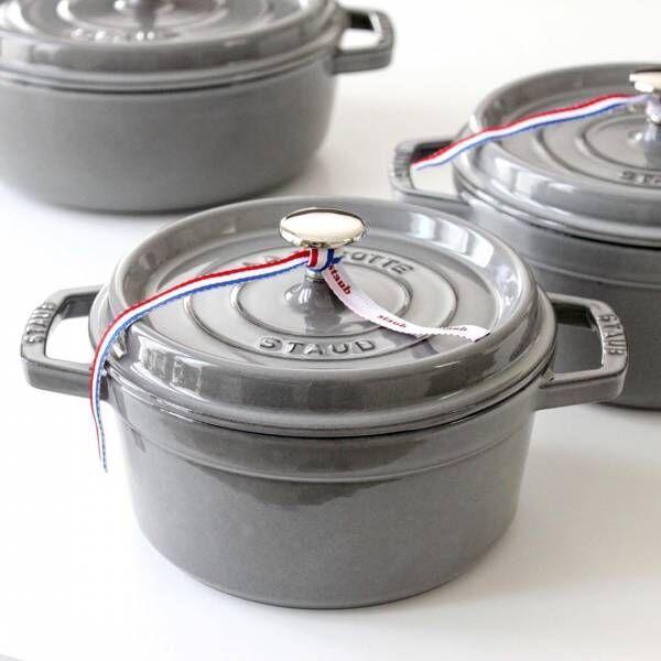 人気のストウブ鍋を使いこなそう♡お手入れ法・便利なグッズ・簡単料理をご紹介