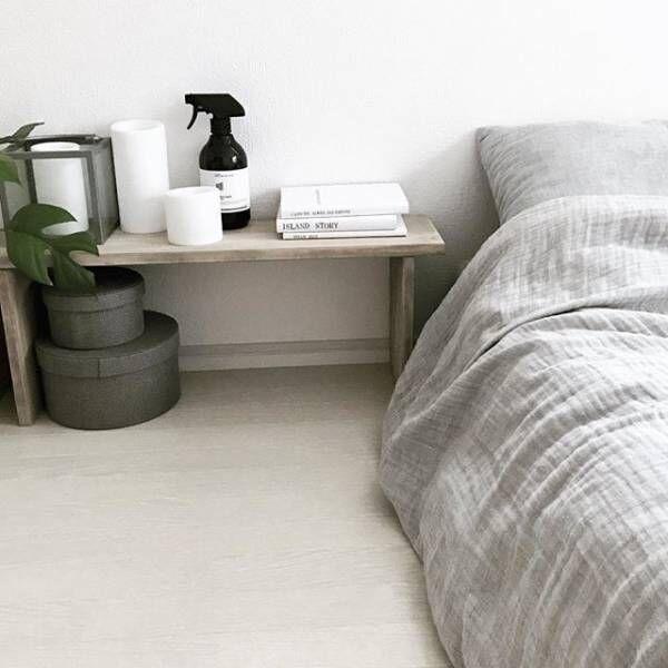 夏向けのベッドルームの作り方!色や素材で睡眠を涼し気に導こう