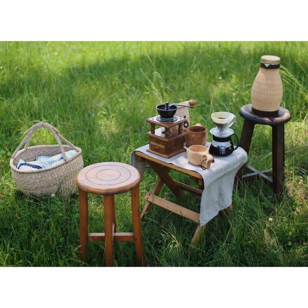 ピクニック テーブル スツール