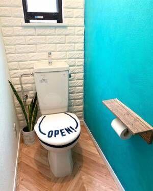 カフェ風のトイレを自宅に再現しよう3