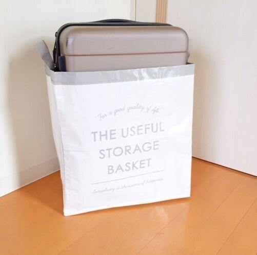 【連載】《セリアetc.》旅行用スーツケースを100均グッズで清潔に保管しよう!