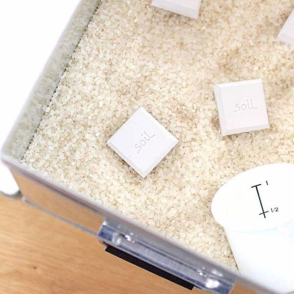お米の保存もいろいろ♪おしゃれで実用的な「お米収納」をリサーチ!