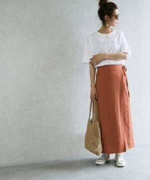 [reca] ラップタイトスカート