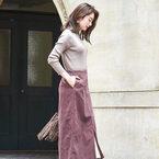 女性らしくておしゃれ見え♡ロングスカートで作る夏から秋へのシフトお手本コーデ