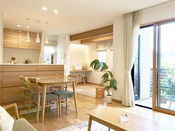 ①木の家具