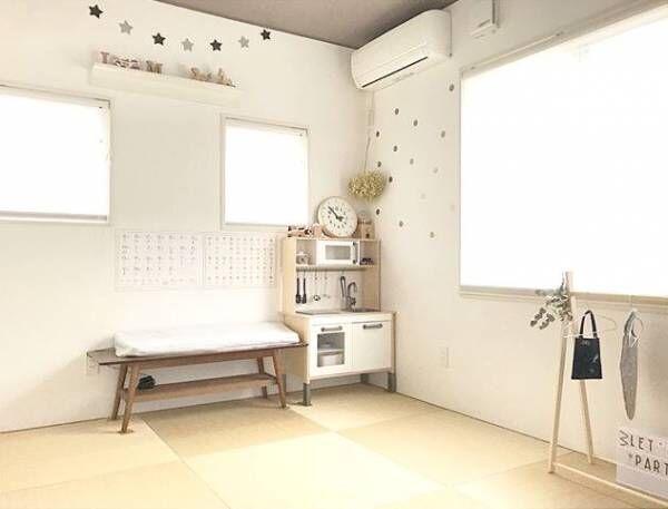 和室を北欧インテリアにチェンジ!おしゃれに見せる和室の作り方