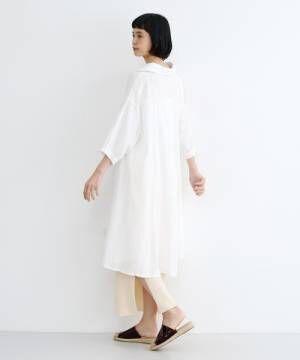 [merlot] リブニットロングスカート3004