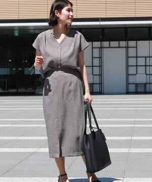 着るだけでおしゃれ見え♡忙しい大人女性におすすめの時短アイテム&コーデをご紹介♪