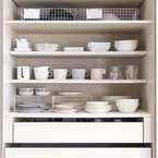 キッチン周りの快適な収納実例15選☆おすすめアイテムもご紹介します♪
