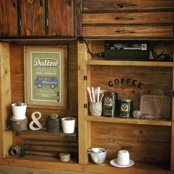 紅茶缶 コーヒー缶4