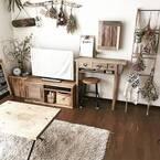 カフェ風のお部屋をお金をかけないで作ろう!コスパよく作るカフェ風アイディア