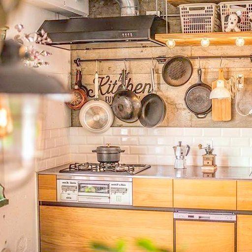 「キッチン収納力」を簡単にアップ!キッチン空間をかしこく使う基本のやり方をCHECK