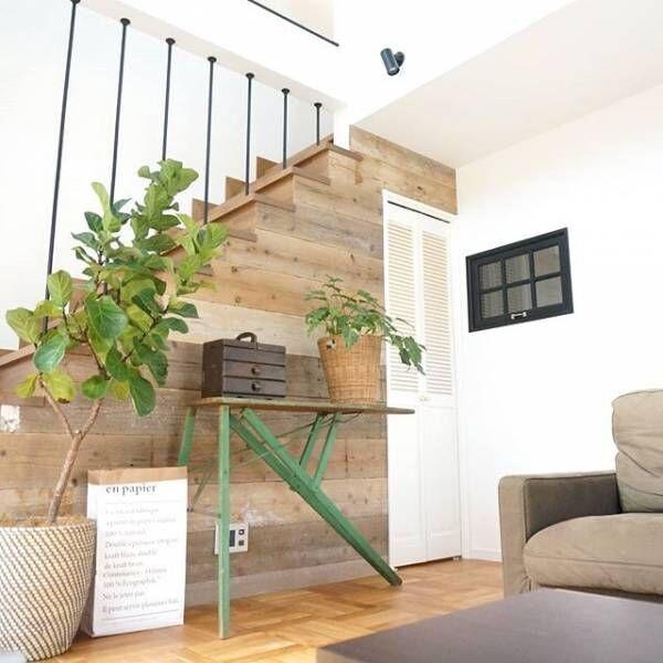 明るく広々と過ごせるお家☆吹き抜けリビングとリビング階段の事例集