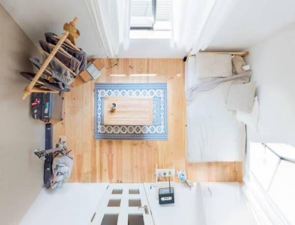 長方形のローテーブル