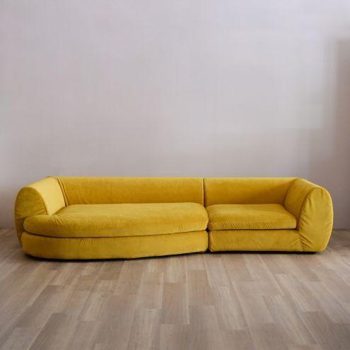 居心地の良さと魅力的な空間演出に欠かせないソファ5