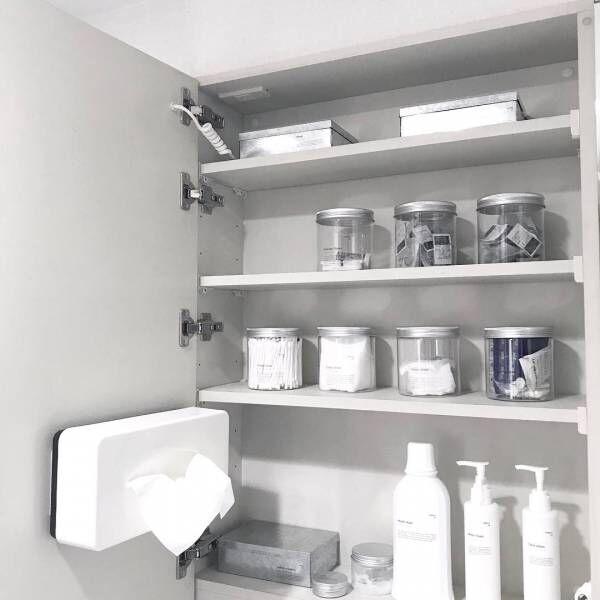 省スペースにも繋がる!スッキリ使いやすい「洗面所収納」のコツとは?