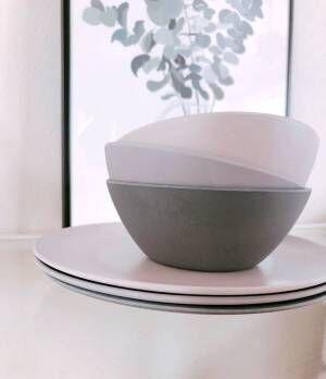 【セリアetc.】の割れにくいテーブルウェア☆アウトドアでも室内でも便利な食器♪
