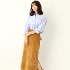 秋の装いは生地感から♡コーデュロイスカートの秋コーデ15選