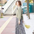 「スカート」を穿いて出かけよう♡大人女性のお出かけコーデ15選!