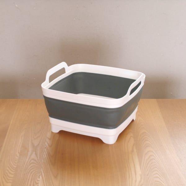 折りたたみ洗いおけ排水プラグ付きワッツ2