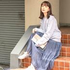 【スウェット・パーカー・ロンT】の秋トップス!コーデ例とともにご紹介