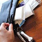 【連載】《セリア》グッズで作る防災ポーチ。通勤・通学バッグに入れて防災を習慣に