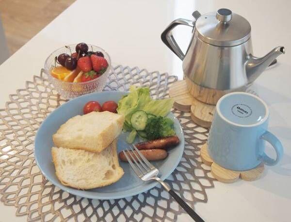 シンプルな北欧食器2